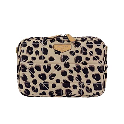 Twelv Elittle Diaper Clutch, Leopard Print (New) by Twelv Elittle