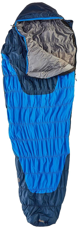 Deuter Exosphere +2° -SL Saco de Dormir, Mujer, Azul (Cobalt/Steel), Talla Única: Amazon.es: Deportes y aire libre