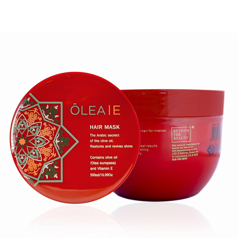 Ölea Hair Mask by Beyond the Beauty