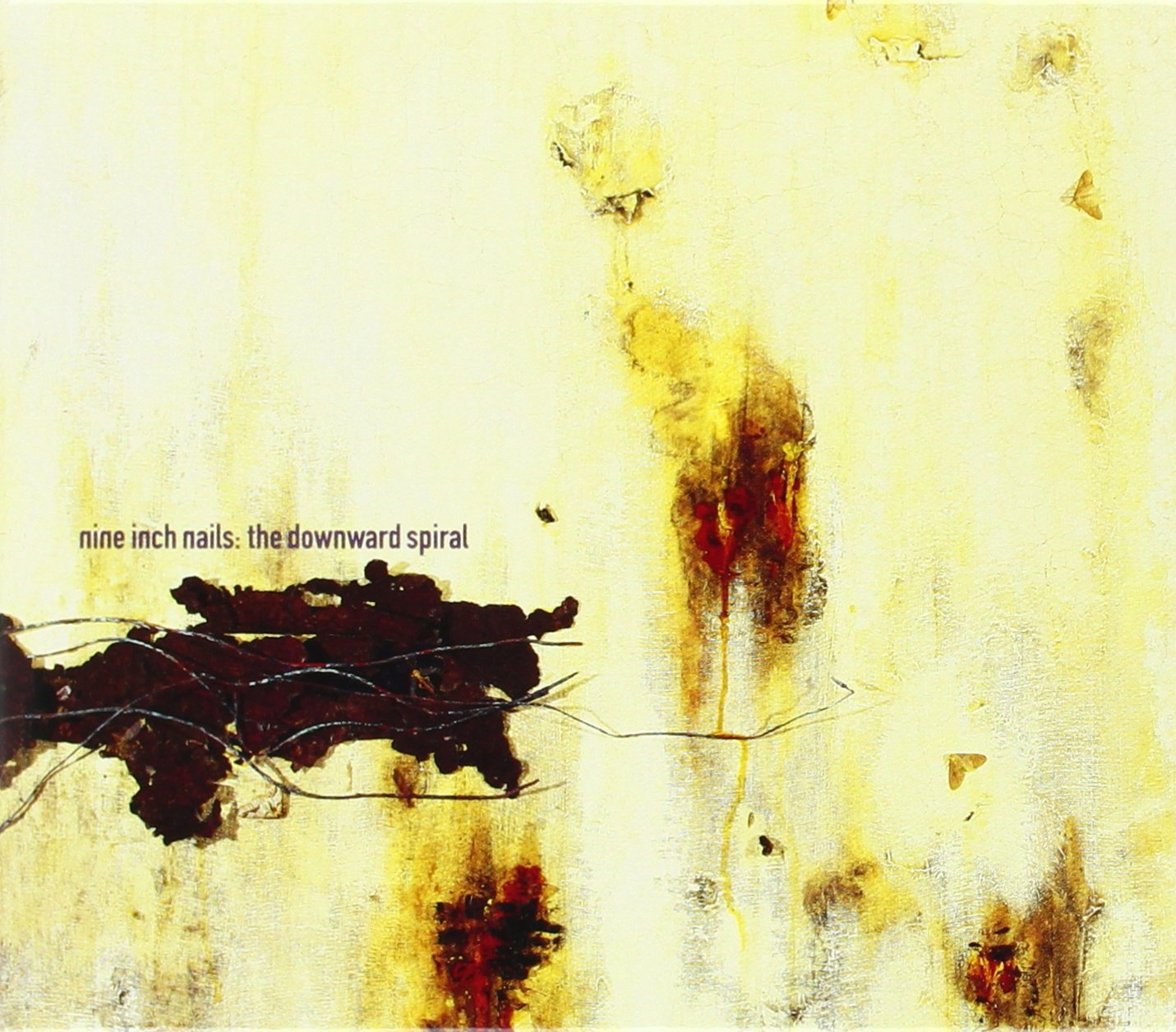 Nine Inch Nails - The Downward Spiral - Amazon.com Music