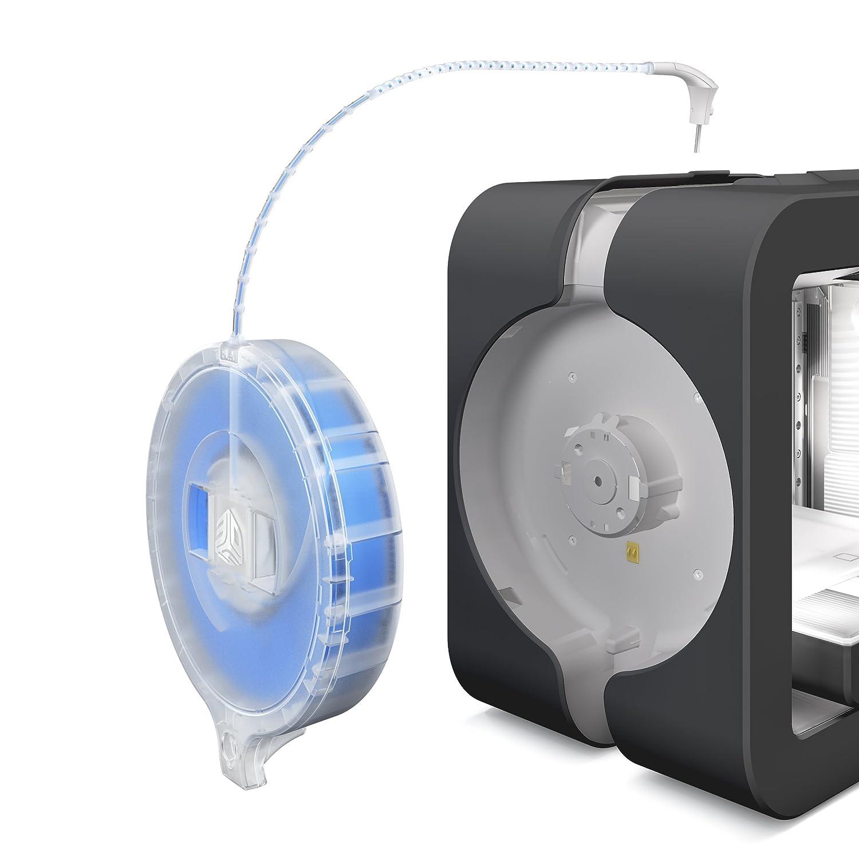 Impresora 3D 3DSYSTEMS Cube, tercera generación, gris: Amazon.es ...