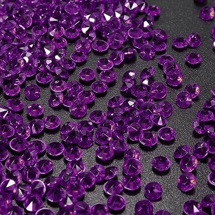 2000/pi/èces R/ésine Pour mariage 4.5mm f/ête pr/énuptiale Strass en acrylique centre de table D/écoration de table de mariage de vase blanc