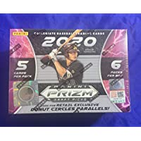 $46 » Factory-Sealed 2020 Panini Prizm Draft Picks 30-card Blaster Box Baseball Trading Cards