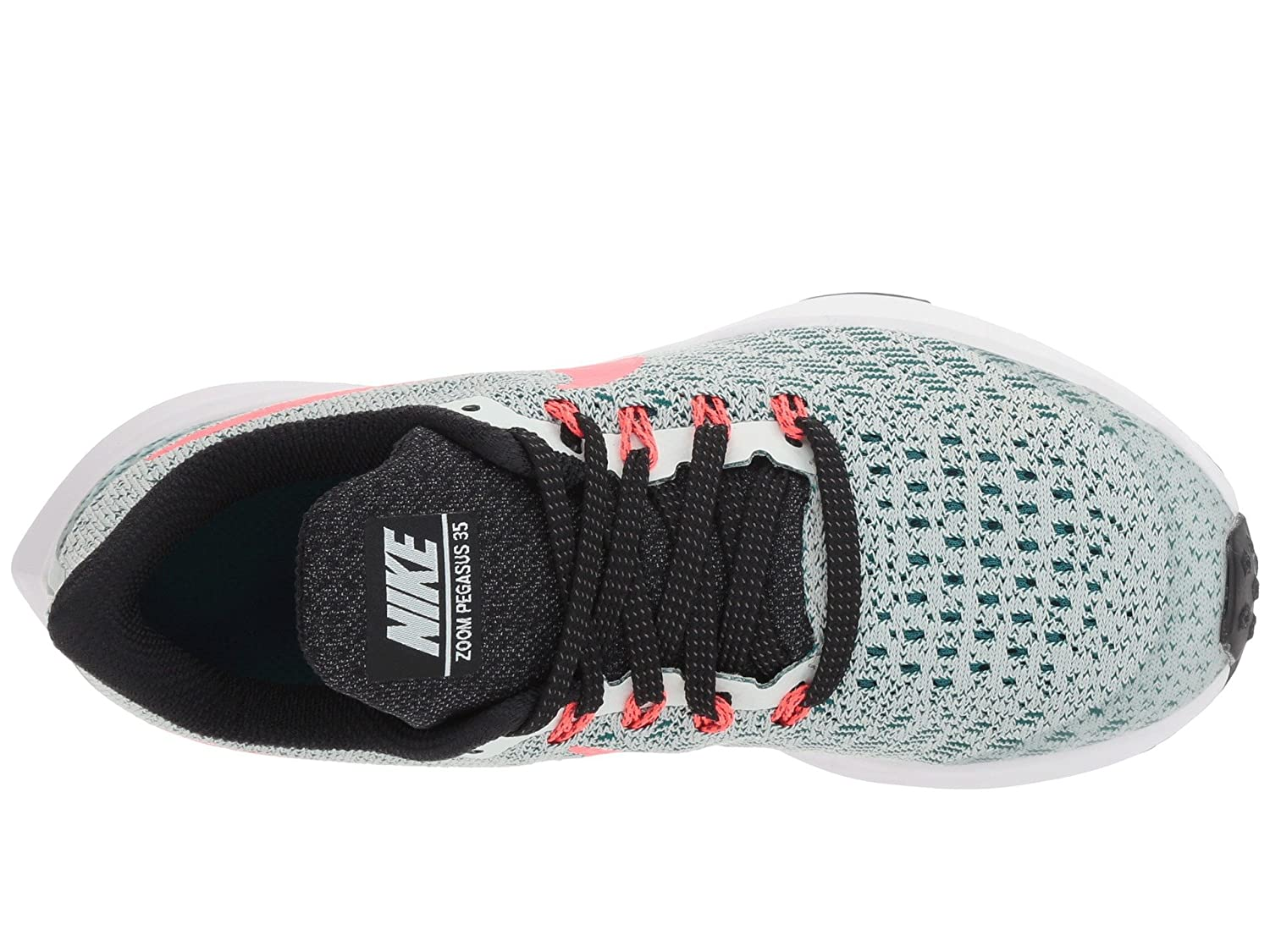 quality design f0c84 cb3ff Nike Air Zoom Pegasus 35 (GS), Chaussures de Running Compétition Homme,  Multicolore (Barely Grey Hot Punch Geode Teal Black 004) 38.5 EU   Amazon.fr  ...