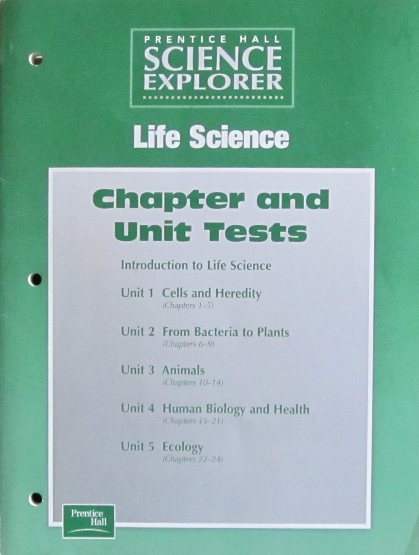 9780130506214: science explorer: life science abebooks michael.