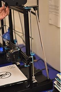 Artillery Sidewinder-X1 impresora 3D, marco de extrusión de aluminio y sensor de corte de filamento y recuperación de fallos de energía, 300 x 300 x 400 cm: Amazon.es: Industria, empresas y ciencia