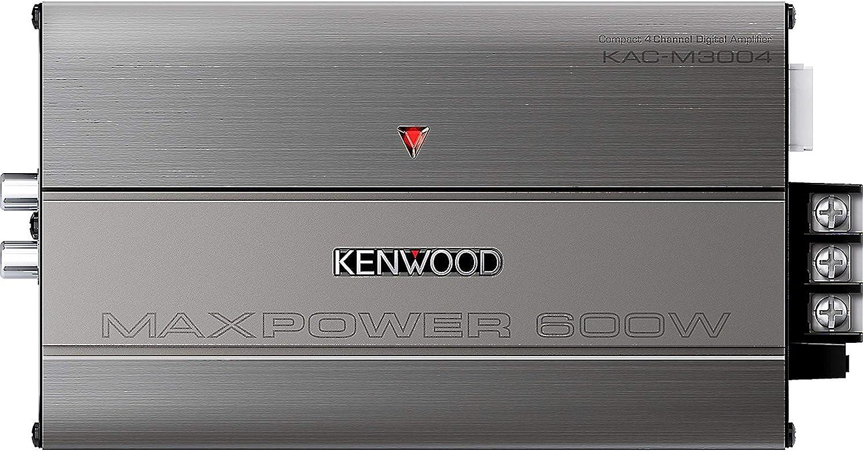 Kenwood KAC-M3004 4 Channel Amplifier For Highs