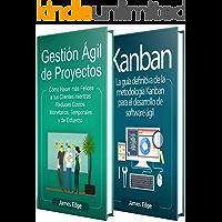 Ágil: La Guía Definitiva de Gestión Ágil de Proyectos y Kanban en el Desarrollo Ágil de Software, que incluye explicaciones para Lean, Scrum, XP, FDD y Crystal