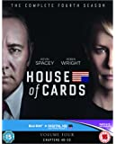 House of Cards - Season 4 [Blu-ray] [2016]