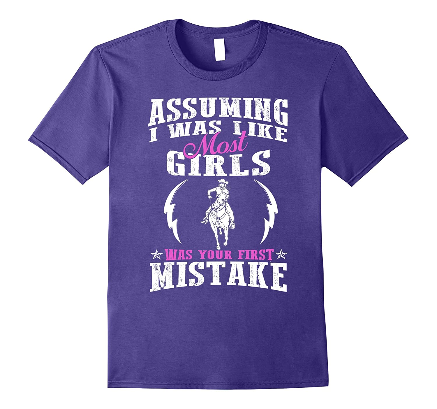 Assuming I was I like most Girls, was your first mistake-ANZ