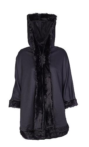 Lets Shop Shop - Abrigo - capa - para mujer