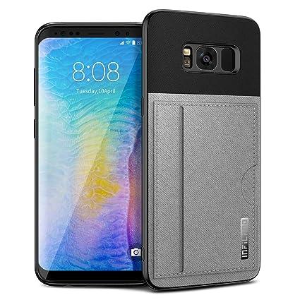 Amazon.com: Carcasa de TPU para Galaxy S8.: Infiland LLC