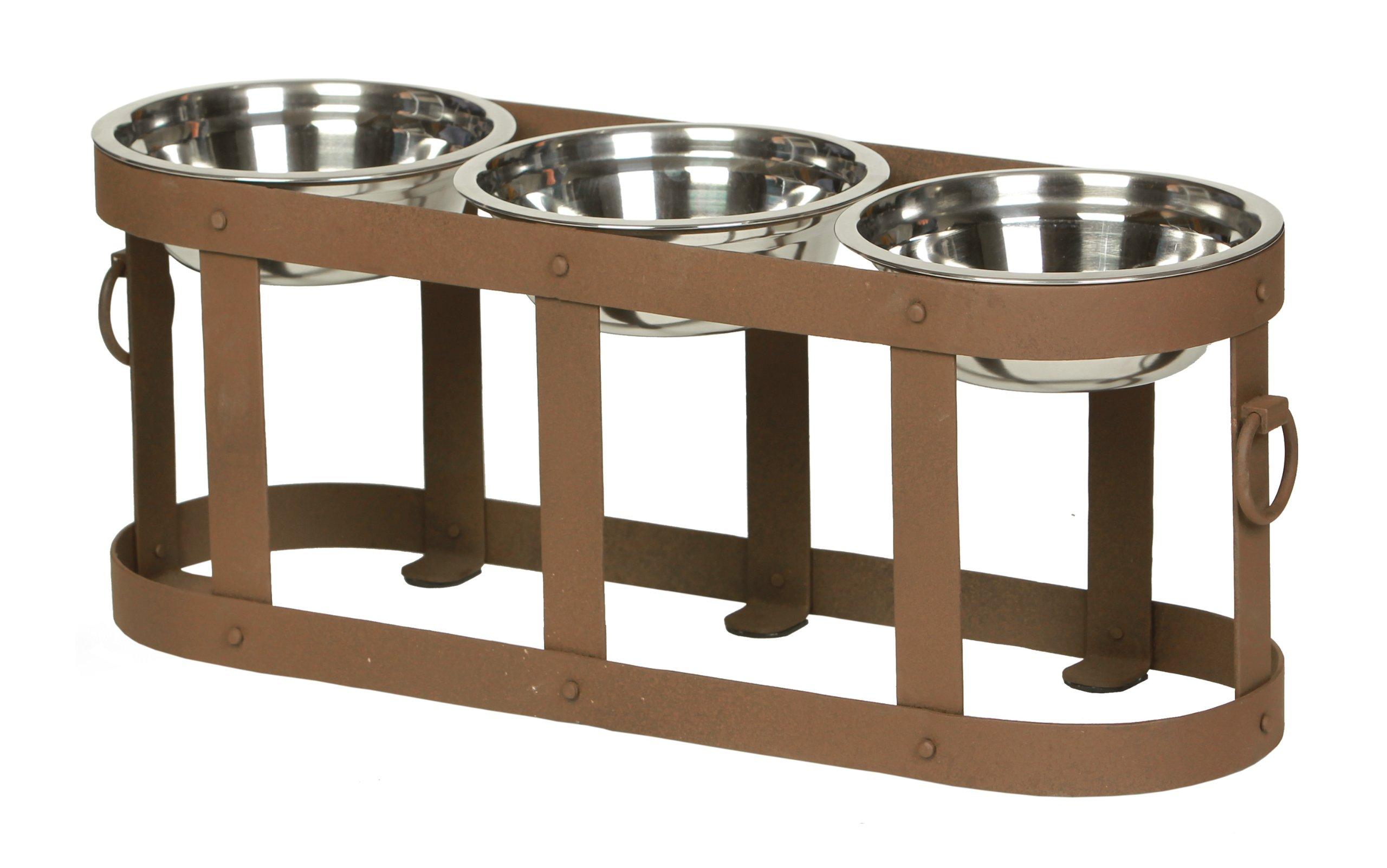 Unleashed Life Tripoli Table for Pets, Medium