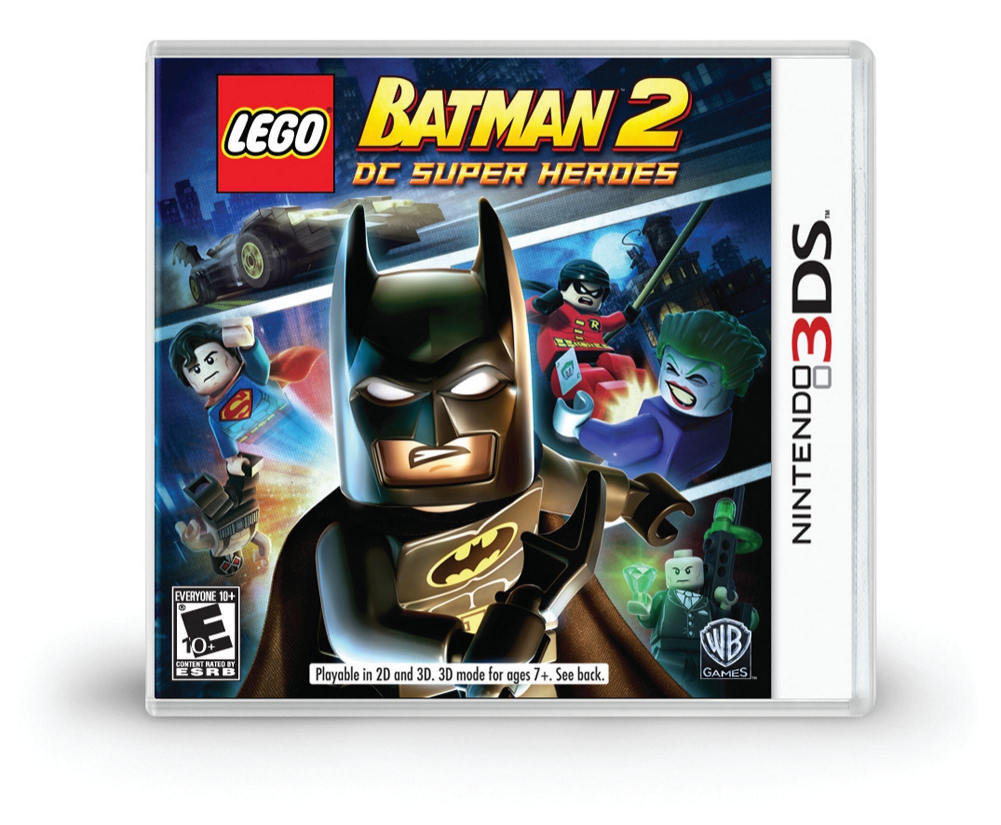 LEGOBatman2: DC Super Heroes - Nintendo 3DS