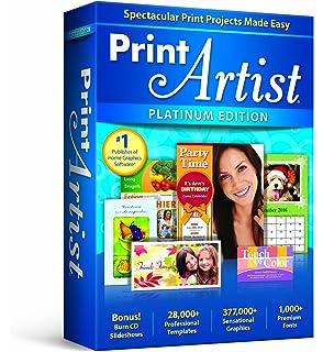 Amazon microsoft greetings workshop print artist platinum 25 m4hsunfo