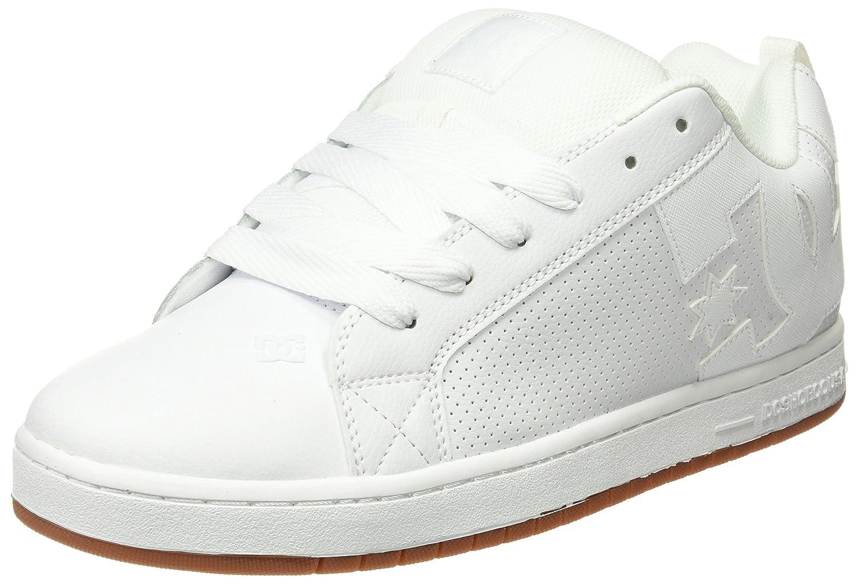 DC Shoes Court Graffik, Zapatillas para Hombre 300529-HWG