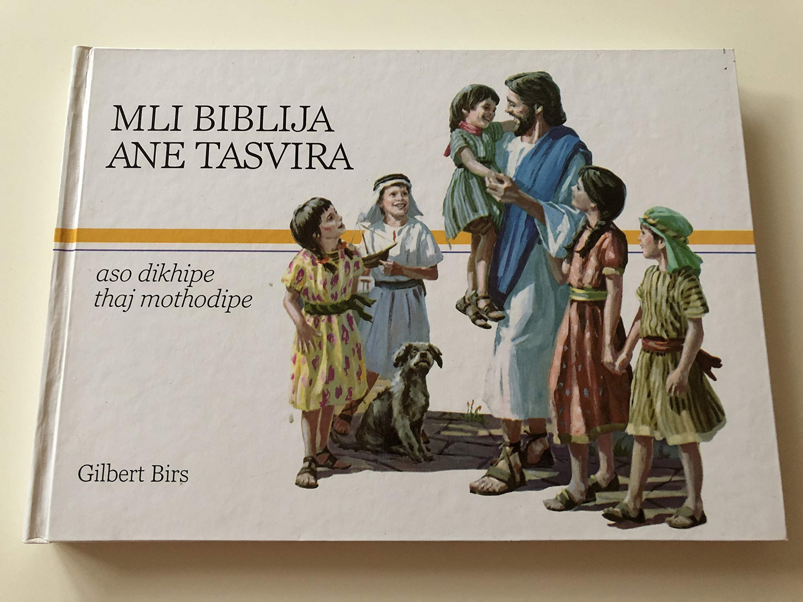 Romani Edition of My Picture Bible to See and Share / Romany