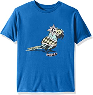 Volcom Little Boys Bolted Modern Fit Short Sleeve Tee