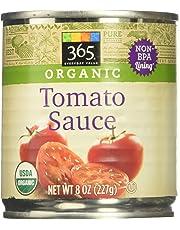 365 Everyday Value Organic Tomato Sauce, 7.7 oz