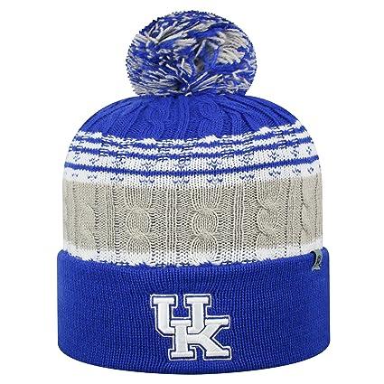 dc9999c4ed543 Top of the World NCAA Kentucky Wildcats Men s Winter Knit Altitude Warm Hat