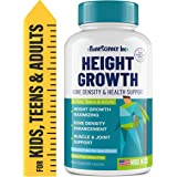 Height Growth Maximizer - Natural Peak Height - Made in USA - Height Pills Bone Growth - Grow Taller Supplement for Adults &
