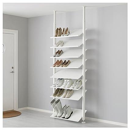 Ikea Elvarli - Scarpiera in bianco: Amazon.it: Casa e cucina