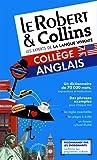 Dictionnaire Le Robert & Collins Collège Anglais Relié