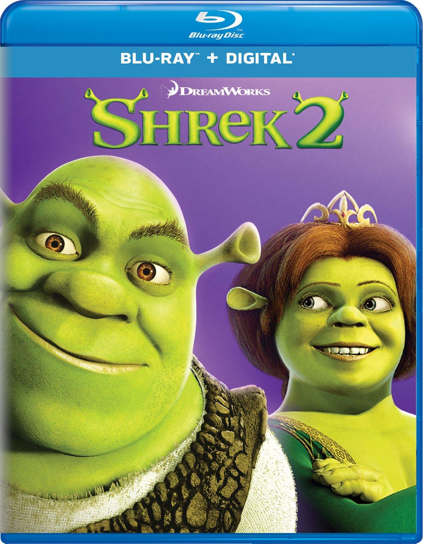 Blu-ray : Shrek 2 (Digital Copy)