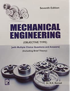 Mechanical Engineering Objective Book By Rk Rajput