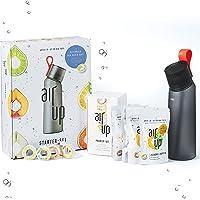 air up® Starter-Set (Trinkflasche BPA frei 650ml + air up® Duft-Pods für 25 Liter Geschmack)