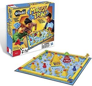Hasbro Games U-Build Mouse Trap Game