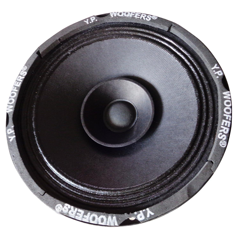 Crispy Deals Performance Auditor CD-YP 10-inch Speaker RMS 10W, Power : 10W,  10 Ohms