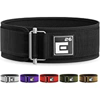 Self-Locking Weight Lifting Belt - Premium Weightlifting Belt for Serious Functional Fitness, Weight Lifting, and…