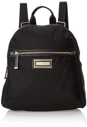 1efb169be2 Amazon.com  Calvin Klein Belfast Nylon Key Item Backpack