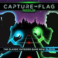 Capture the Flag REDUX Captura de la Bandera REDUX – Un Jeu D'Aventure Pour L'Extérieur Idéal Pour Les Fêtes D'Anniversaire, L'Amusement En Équipe & Du Fun