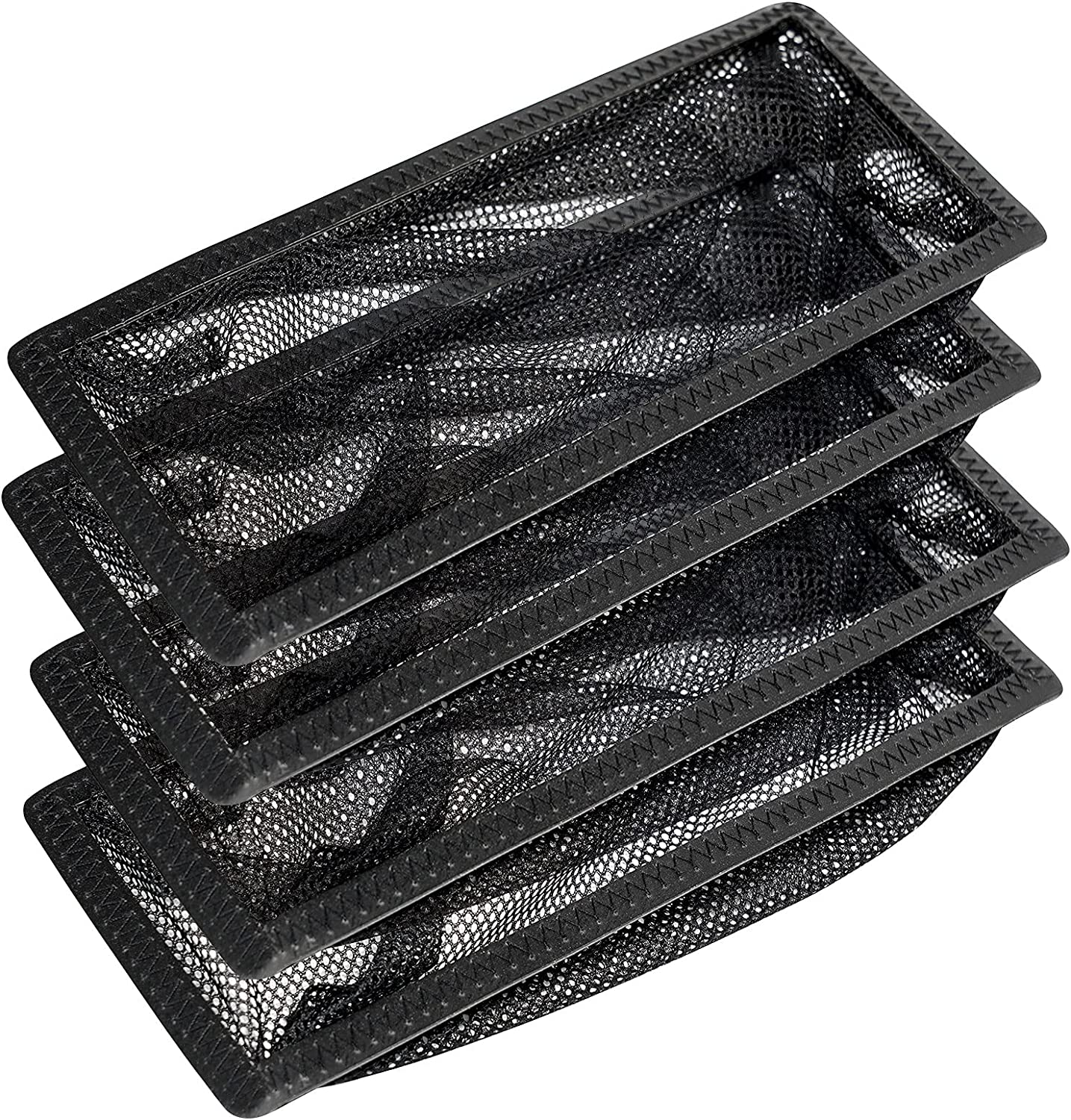 Floor Register Trap/Cover - Screen for Home Air Vent Filters 4