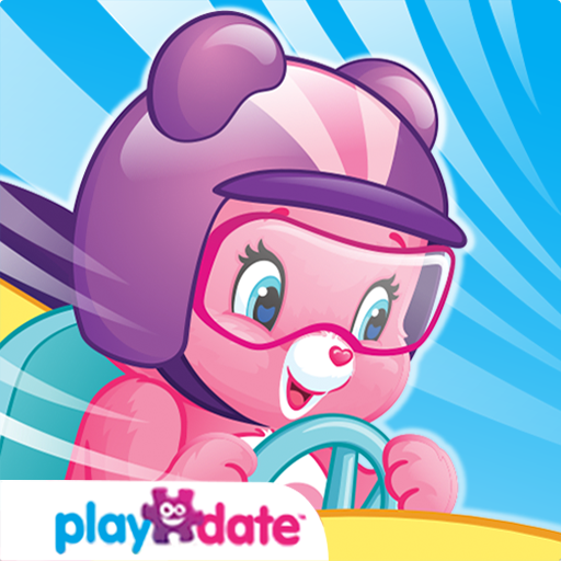 Care Bears: Care Karts - Customize Glasses How To