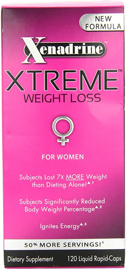 Xenadrine xtreme weight loss reviews