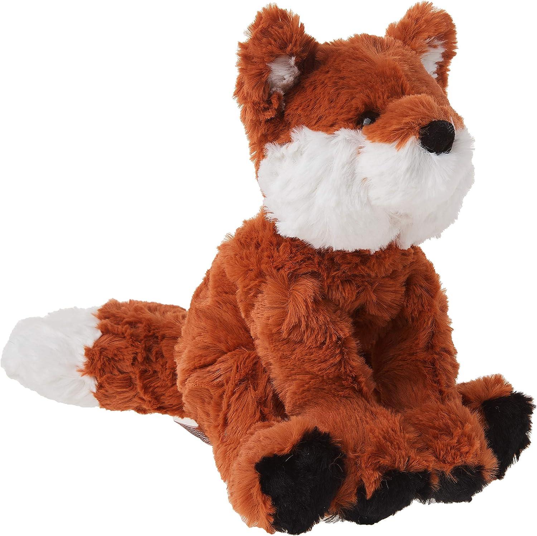 "GUND Cozys Collection Fox Stuffed Animal Plush, Orange and White, 8"""