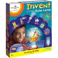 Creativity for Kids CFK Sparklab Invent Solar Lamp