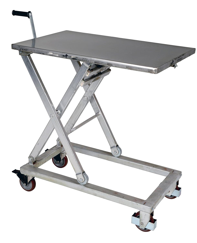 Amazon.com: vestil cart-660-m-pss parcialmente mecánico ...