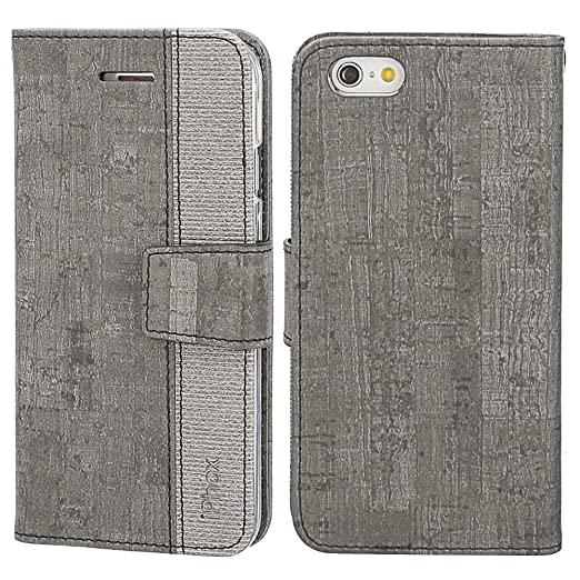 74 opinioni per Custodia in pelle per iPhone 6S Plus, Custodia in pelle per iPhone 6 Plus,