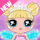 Beauty Salon. Makeup, Hair Cut and Dress Up Games