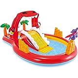 انتكس 57160 مسبح هابي دينو بلاي للأطفال مع ألعاب