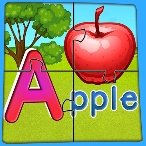 Kids & Toddler : ABC Puzzle And Flash Cards