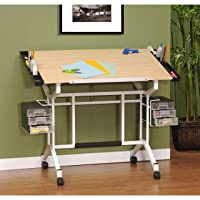 Overstock.com deals on Studio Designs Pro Drafting & Craft Station Table