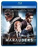 Marauders [Bluray + DVD] [Blu-ray] (Bilingual)