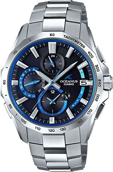 Orologio casio oceanus radio solar bluetooth watch OCW-S4000-1AJF