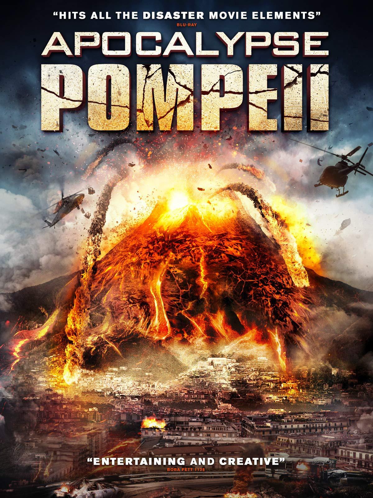 Apocalypse Pompeii on Amazon Prime Video UK