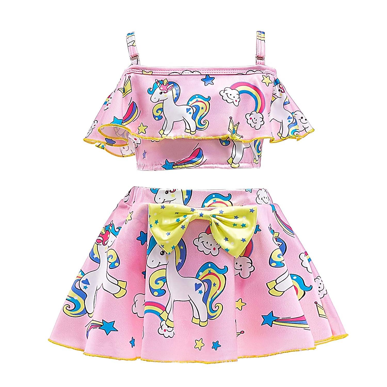 Amazon.com: Dressy Daisy - Traje de baño para niñas, diseño ...